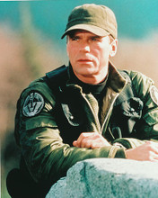 This is an image of 234926 Richard Dean Anderson Photograph & Poster