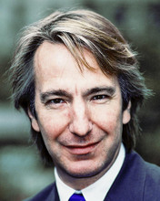 This is an image of 234688 Alan Rickman Photograph & Poster