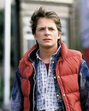 This is an image of 235026 Michael J.Fox Photograph & Poster