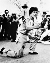 This is an image of 168544 Jackie Chan Photograph & Poster