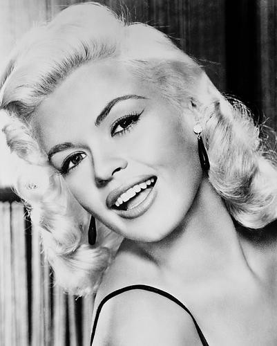 This is an image of 168602 Jayne Mansfield Photograph & Poster