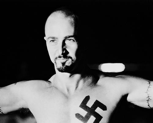 This is an image of 168096 Edward Norton Photograph & Poster