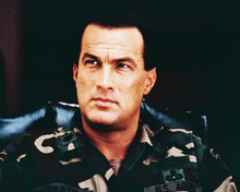 This is an image of 219230 Steven Seagal Photograph & Poster
