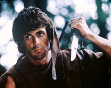 This is an image of 219708 Sylvester Stallone Photograph & Poster