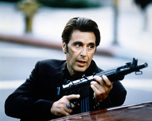This is an image of 222243 Al Pacino Photograph & Poster
