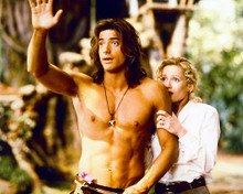 This is an image of 225750 Brendan Fraser Photograph & Poster