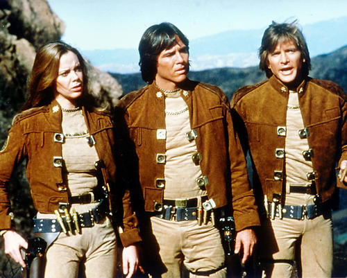 This is an image of 226105 Battlestar Galactica Photograph & Poster