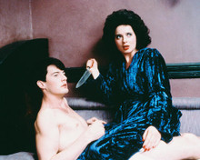 This is an image of 226112 Blue Velvet Photograph & Poster