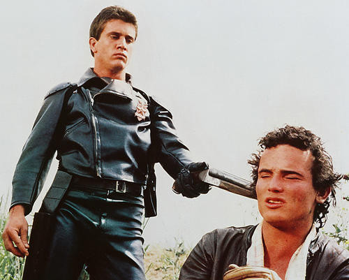 This is an image of 226205 Mel Gibson Photograph & Poster