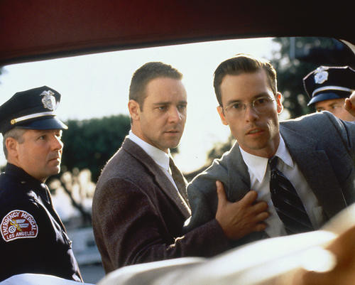 This is an image of 227001 L.A. Confidential Photograph & Poster