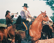 This is an image of 227136 John Wayne Photograph & Poster