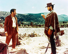 This is an image of 228335 Clint Eastwood Photograph & Poster