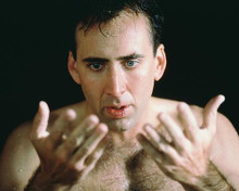 This is an image of 230946 Nicolas Cage Photograph & Poster