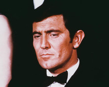 This is an image of 235080 George Lazenby Photograph & Poster
