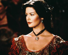This is an image of 235237 Catherine Zeta-Jones Photograph & Poster