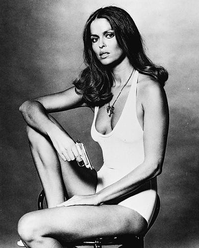This is an image of 168904 Barbara Bach Photograph & Poster