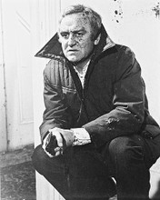 This is an image of 169145 John Thaw Photograph & Poster