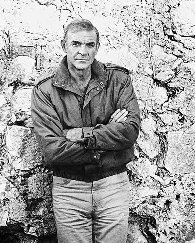 This is an image of 169303 Sean Connery Photograph & Poster