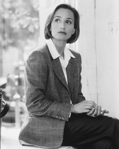 This is an image of 169520 Kristin Scott-Thomas Photograph & Poster