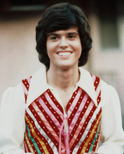 This is an image of 237675 Donny Osmond Photograph & Poster
