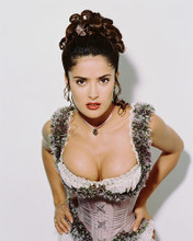 This is an image of 237985 Salma Hayek Photograph & Poster