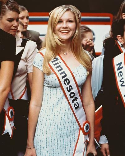 This is an image of 238363 Kirsten Dunst Photograph & Poster