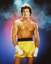 This is an image of 238563 Sylvester Stallone Photograph & Poster