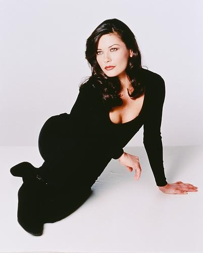 This is an image of 238608 Catherine Zeta-Jones Photograph & Poster