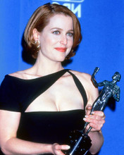 This is an image of 226841 Gillian Anderson Photograph & Poster