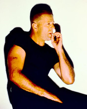 This is an image of 227579 Bruce Willis Photograph & Poster