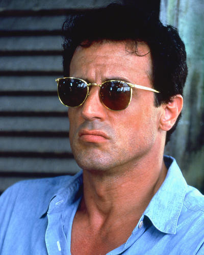This is an image of 227749 Sylvester Stallone Photograph & Poster