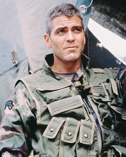 This is an image of 227801 George Clooney Photograph & Poster
