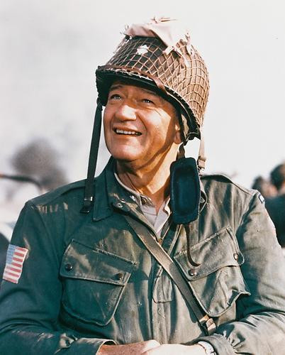 This is an image of 228298 John Wayne Photograph & Poster