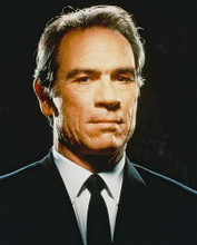 This is an image of 228627 Tommy Lee Jones Photograph & Poster