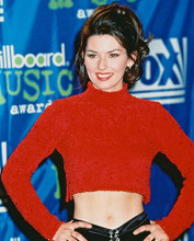 This is an image of 228753 Shania Twain Photograph & Poster