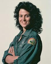 This is an image of 229215 Sigourney Weaver Photograph & Poster