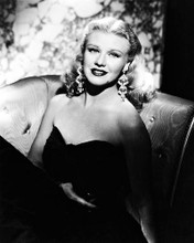 This is an image of 167769 Ginger Rogers Photograph & Poster