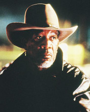 This is an image of 230082 Morgan Freeman Photograph & Poster