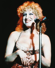 This is an image of 230166 Bette Midler Photograph & Poster