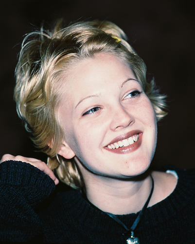 This is an image of 231340 Drew Barrymore Photograph & Poster