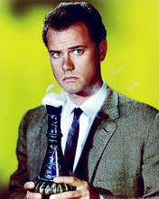 This is an image of 231875 Larry Hagman Photograph & Poster