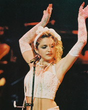 This is an image of 232794 Madonna Photograph & Poster