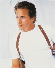 This is an image of 233294 Don Johnson Photograph & Poster