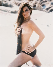 This is an image of 233318 Caroline Munro Photograph & Poster