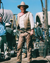This is an image of 233492 John Wayne Photograph & Poster