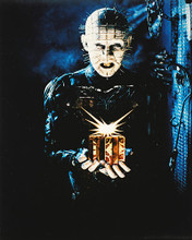 This is an image of 234107 Hellraiser Photograph & Poster