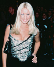 This is an image of 236059 Denise Van Outen Photograph & Poster