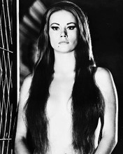This is an image of 168038 Claudine Auger Photograph & Poster