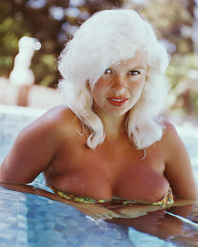 This is an image of 234386 Jayne Mansfield Photograph & Poster