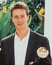 This is an image of 236410 Edward Norton Photograph & Poster